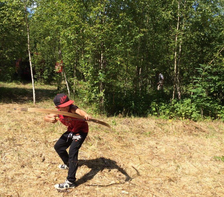 Обучение навыкам стрельбы