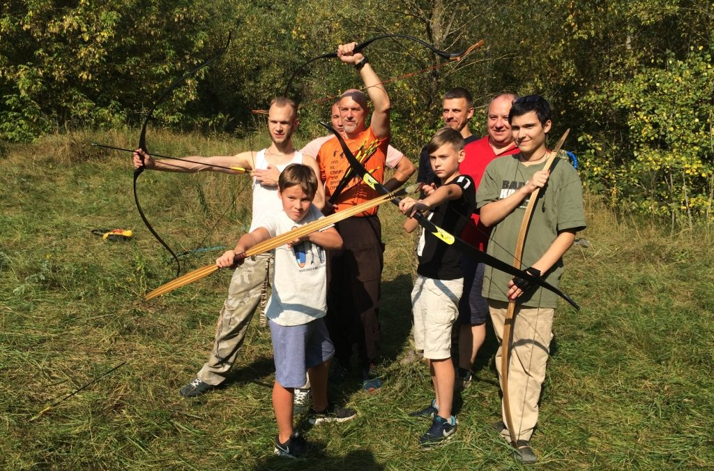 Программа мастер-класса по стрельбе из лука