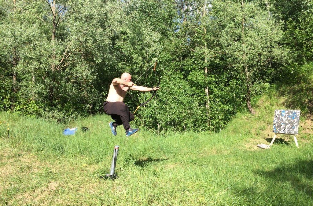 Польза традиционной стрельбы из лука для здоровья