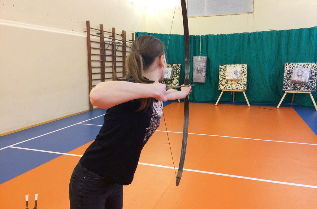 Ступени мастерства в традиционной стрельбе из лука